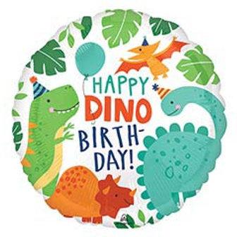 """17"""" Happy 'Dino' Birthay"""