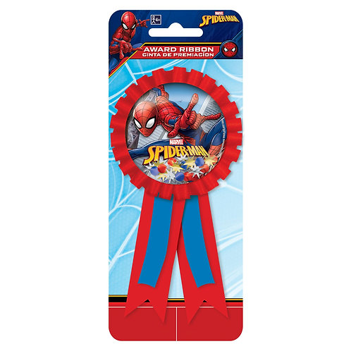 Spider-Man™ Webbed Wonder Confetti Pouch Award Ribbon