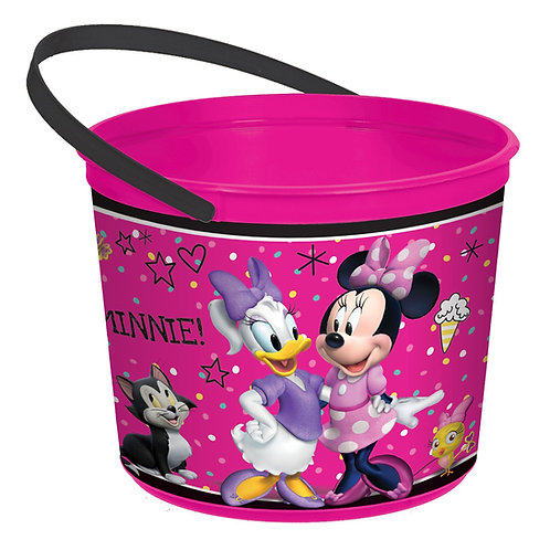 ©Disney Minnie Mouse Happy Helpers Favor Bucket/Container