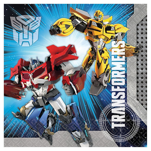 Transformers™ Luncheon Napkins