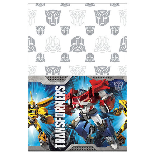 Transformers™ Plastic Table Cover