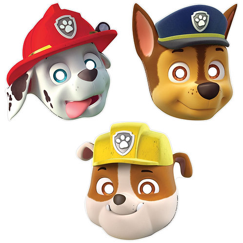 Paw Patrol™ Paper Masks