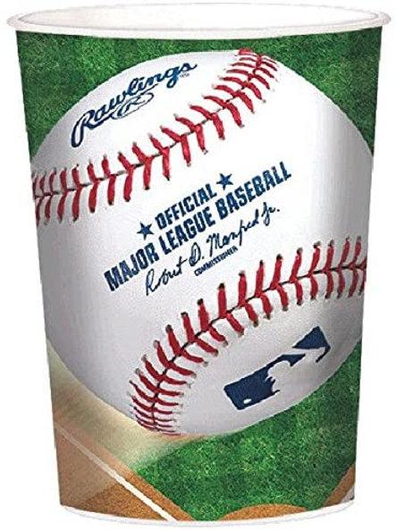 MLB Baseball Favor Cup