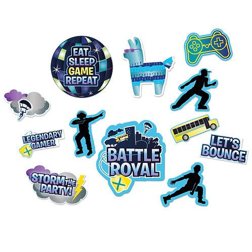 Battle Royal Cutouts