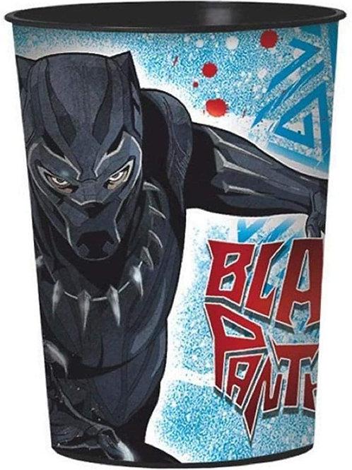 Black Panther Favor Cup