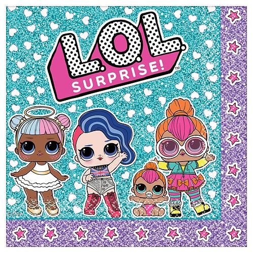 L.O.L. Surprise! Lunch Napkins