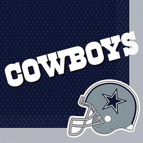 Dallas Cowboys Lunch Napkins
