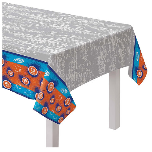 Nerf® Paper Table Cover