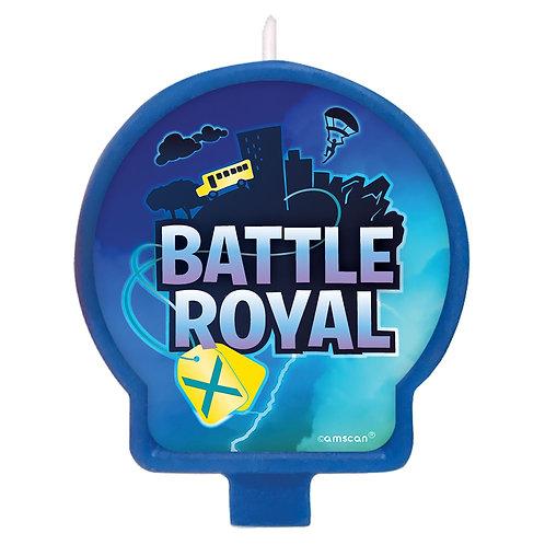 Battle Royal Birthday Candles
