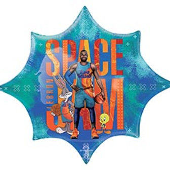"35"" Space Jam Supershape Balloon"