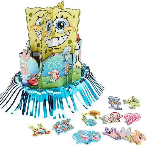 Spongebob Squarepants Table Decor Kit