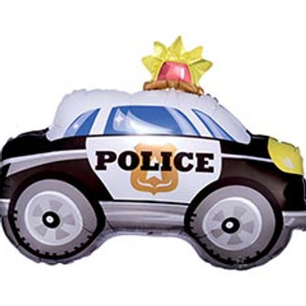 """24"""" Police Car Balloon"""