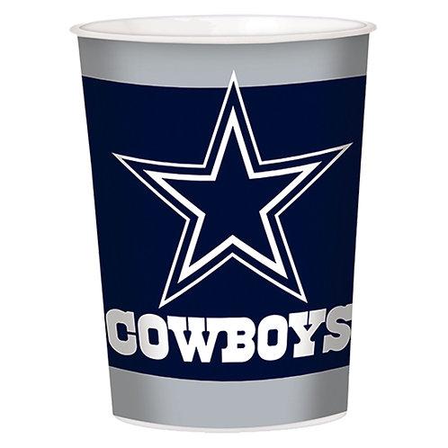 Dallas Cowboys Favor Cup