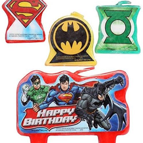 Justice League™ Candle Set