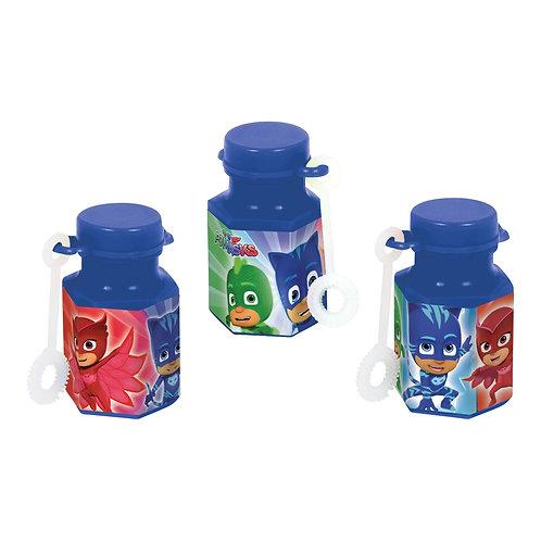 PJ Masks Mini Bubbles, 12ct