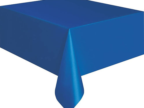 """Plastic Rectangle Table Cover, 54"""" x 108"""""""