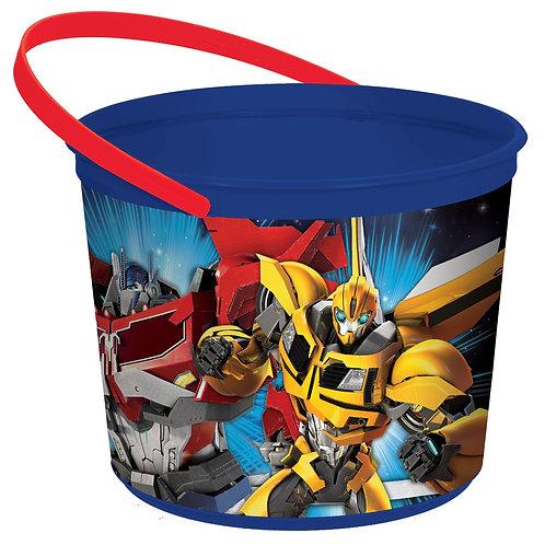 Transformers™ Favor Container/Bucket