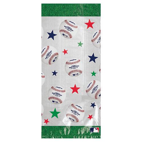 MLB Baseball Treat Bags