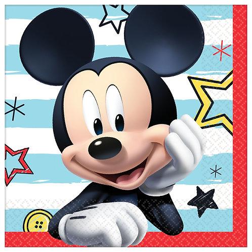 Disney Mickey on the Go Beverage Napkins