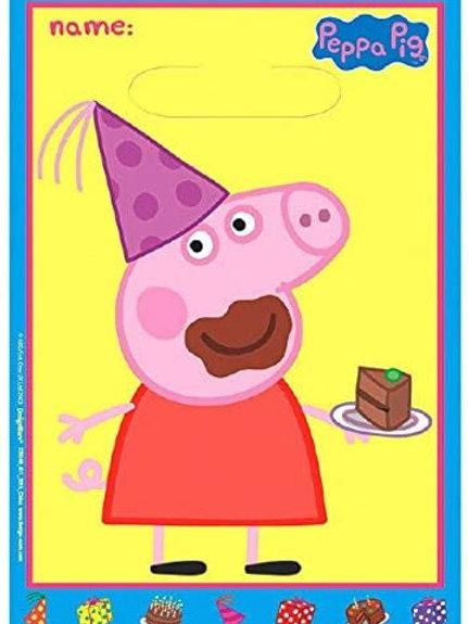 Peppa Pig™ Loot Bags
