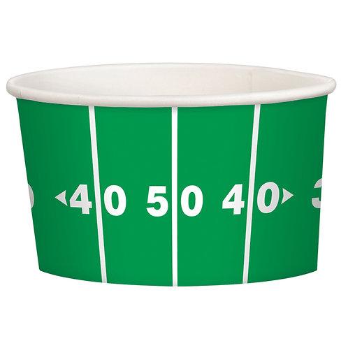 Football Field Treat Cups