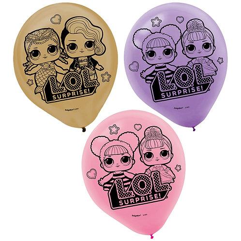 L.O.L. Surprise! Balloons