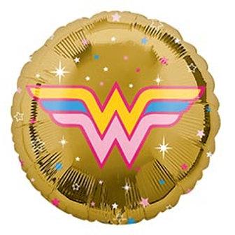"17"" Wonder Woman Balloon"