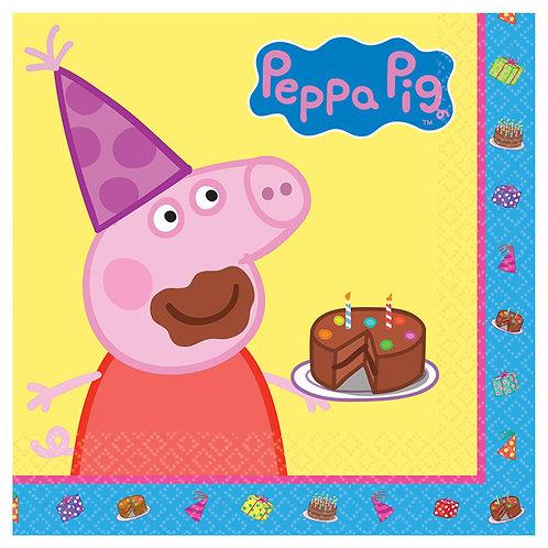 Peppa Pig™ Luncheon Napkins