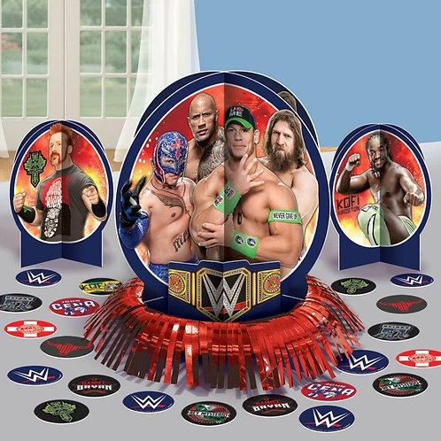 WWE Wrestling Table Decorating Kit