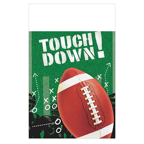 Football Frenzy Table Cover