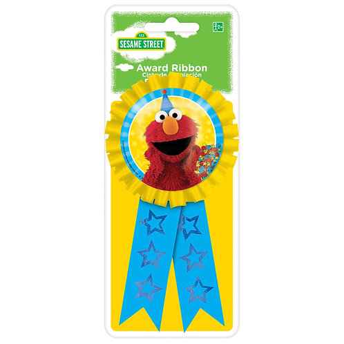 Sesame Street® Confetti Pouch Award Ribbon