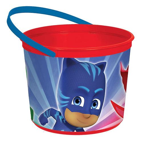 PJ Masks Favor Bucket
