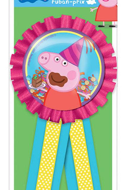 Peppa Pig™ Award Ribbon