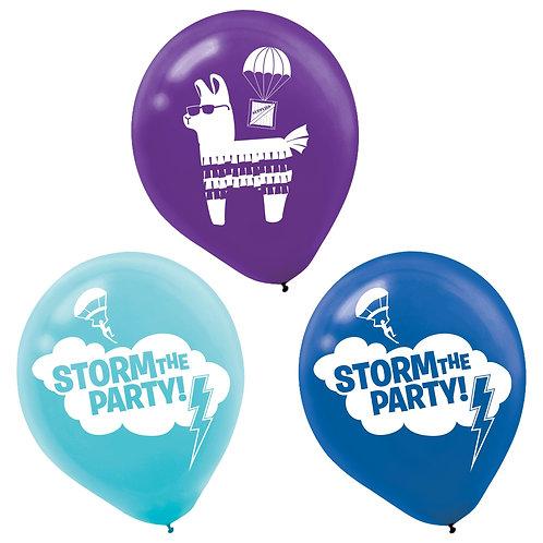 Battle Royal Latex Balloons, 6ct