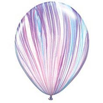 """11"""" Qualatex Superagate Latex Balloon"""
