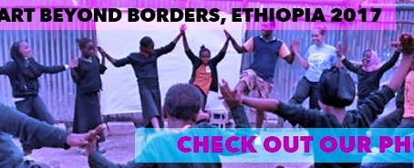 Art Beyond Borders – Ethiopia 2017