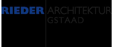 Rieder Architektur Gstaad