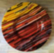 Hot Stripe Bowl