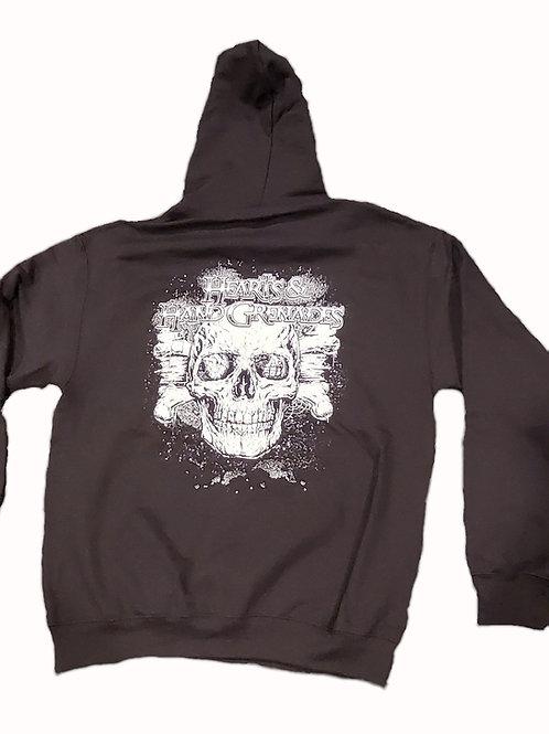 Skull Logo Hoodie