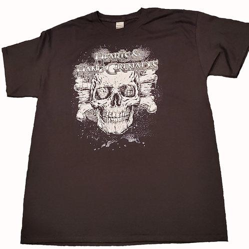 Skull Logo Short Sleeved Tee
