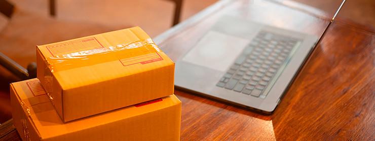 e-commerce - logística e embalagens