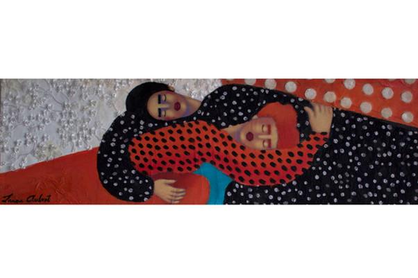 infinite friendship laura aubert artwork