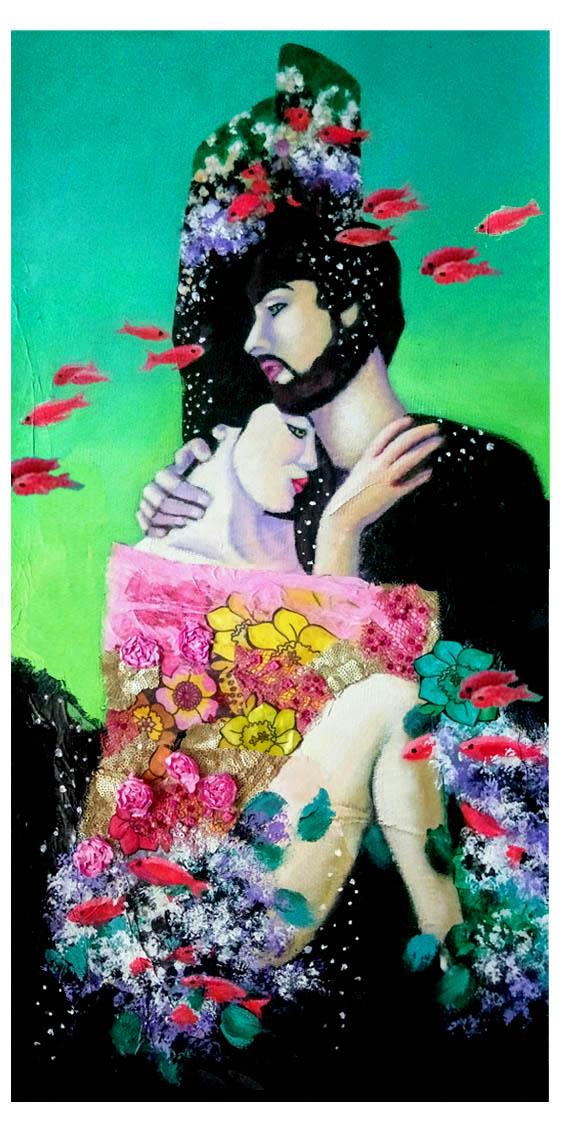 amor submarino face