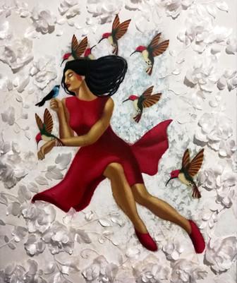 the nest laura aubert art