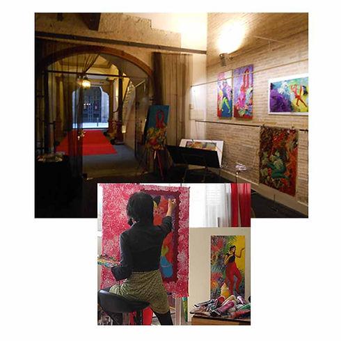 my workshop laura aubert art