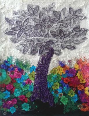 tree of life laura aubert art