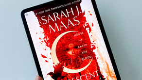 House of Earth and Blood by Sarah Maas (Review)