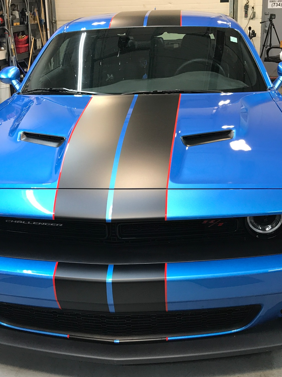 2017 CHALLENGER STRIPES AFTER