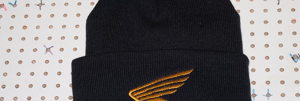 Honda embroidered beanie hat