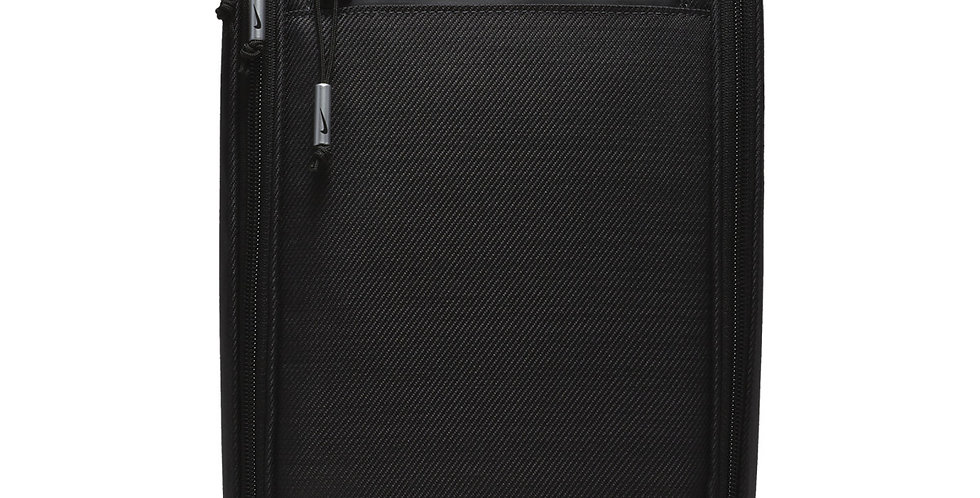 Nike Departure Golf & Sports Shoe Tote Black Front